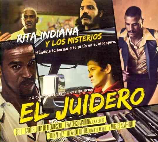 EL JUIDERO BY INDIANA,RITA Y LOS (CD)